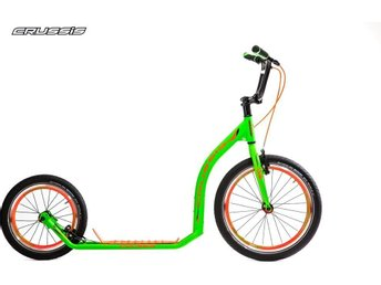 CRUSSIS Sparkcykel kickbike Active 4.3