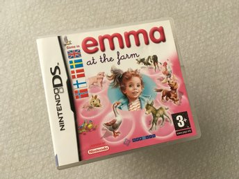 Emma at the Farm DS (Nintendo DS, PAL)