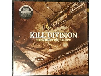 "Kill Division ""Destructive force""  LP"