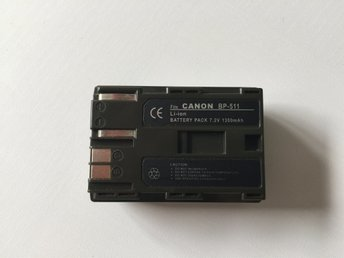Canon Batteri BP-511