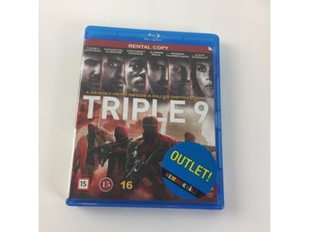 Sony Pictures, Blu-ray Film, Triple 9