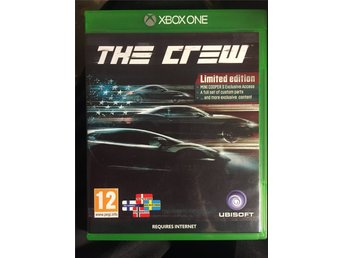 The Crew Xbox ONE (Limited Edition)