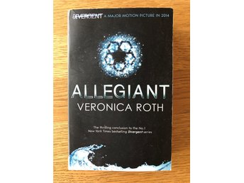 Allegiant Veronica Roth Engelsk text
