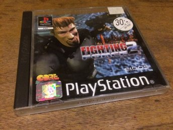 Sony Playstation PS1***Fighting Force 2***CIB***