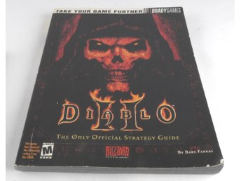 Diablo II The Only Official Strategy Guide -