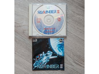 Rayxanber II 2 PC Engine CD NTSC-J
