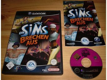 GameCube: Sims Bustin Out