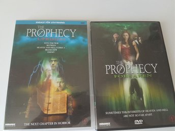 DVD the prophecy
