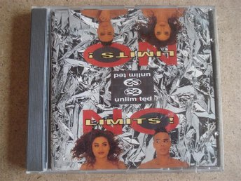 CD:n 2 Unlimited med No limits