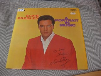 Elvis Presley - A Portrait In Music -SRS 558