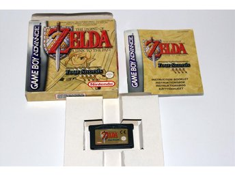 The Legend of Zelda A Link To The Past plus Four Swords