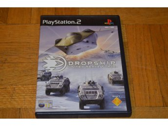 Dropship United Peace Force - Playstation 2 PS2