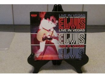 ELVIS PRESLEY - LIVE IN VEGAS 1969  FTD-UTGÅVA, POP, ROCKABILLY, COUNTRY