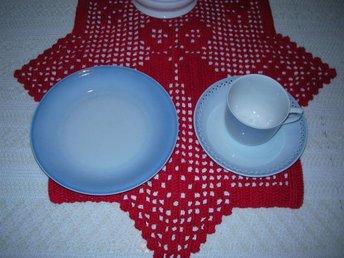 B&G kopp fat assiett - Molkom - B&G kopp fat assiett - Molkom