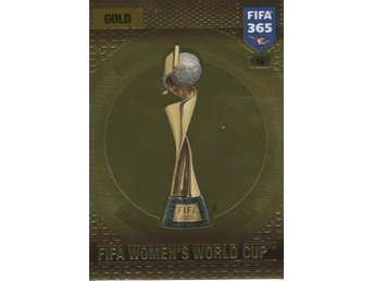 Panini Adrenalyn FIFA 365 - FIFA WOMENS WORLD CUP - Trofe - Norrköping - Panini Adrenalyn FIFA 365 - FIFA WOMENS WORLD CUP - Trofe - Norrköping