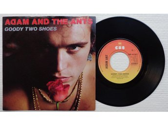 "ADAM ANT 'Goody Two Shoes' 1982 UK 7"", VERSION 2 - Bröndby - ADAM ANT 'Goody Two Shoes' 1982 UK 7"", VERSION 2 - Bröndby"