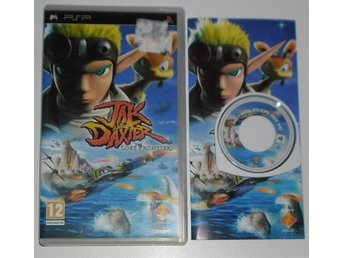 PSP: Jak & Daxter: The Lost Frontier