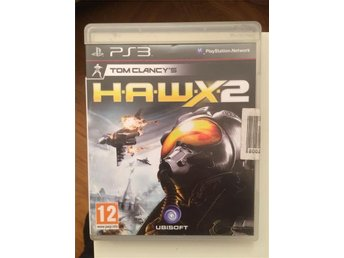 PS 3 TOM CLANCY'S H-A-W-X-2