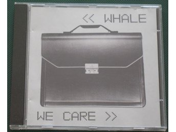 Whale -- We Care -- 1995 -- CD