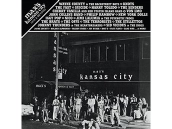 Max's Kansas City - 1976 & Beyond (CD)