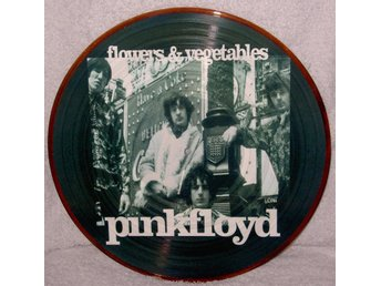 Bild LP Pink Floyd - Flowers & Vegetables