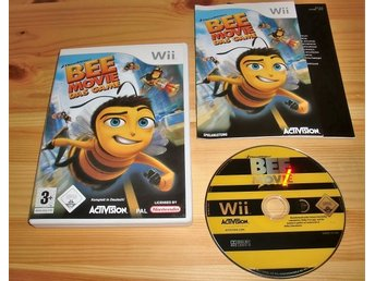 Wii: Bee Movie the Game