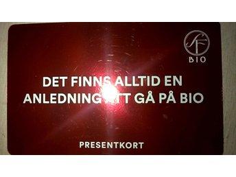 Bio kort 150kr - Visby - Bio kort 150kr - Visby