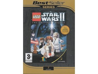 LEGO Star Wars II 2 The Original Trilogy Bestsellers
