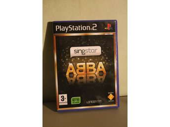 Singstar, ABBA, Playstation 2, PS2