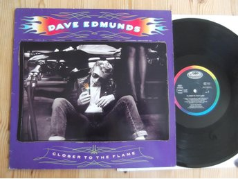 Dave Edmunds- Closer To The Flame