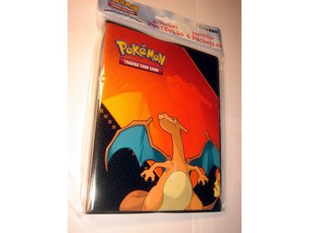 NYTT  POKEMON ALBUM  XY   CHARIZARD