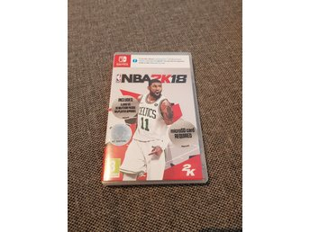 NBA2K18 Nintendo Switch