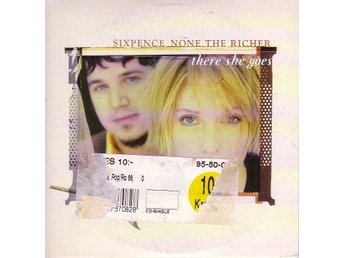 Sixpence None The Richer-There she goes (2 vers.) /CD-singel