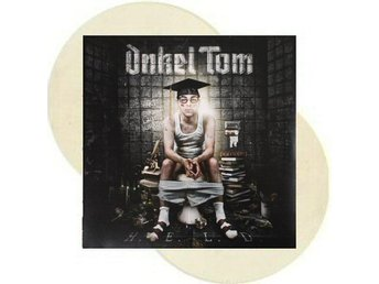 Onkel Tom ‎–H.E.L.D. DLP and CD White vinyl ltd 500 Sodom si