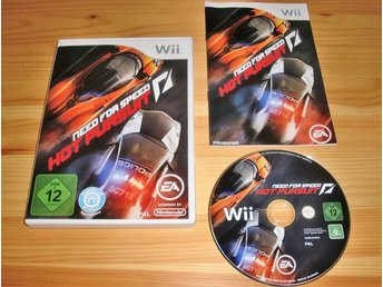 Wii: Need For Speed Hot Pursuit