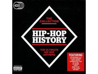 Hip-hop History / The Collection (Digi) (4 CD)