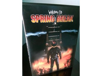 WELCOME TO SPRING BREAK (1988) Slasher *Uncut*