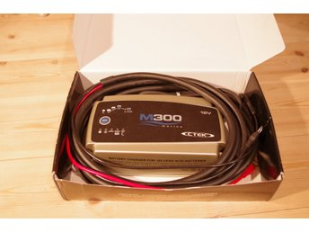 Laddare CTEK M300 marine battery charger (25A)