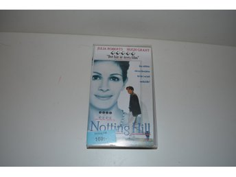 Notting Hill Julia Roberts / Hugh Grant VHS 1999