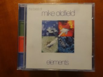 Mike Oldfield - Element (Best of), CD i toppskick