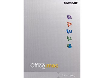 Microsoft/Office:Mac 2004