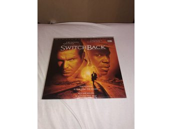 Switch back - Widescreen edition - 1st Laserdisc