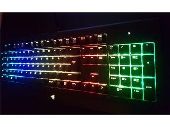 Razer BlackWidow Chroma(välvårdat!) (340007830) ᐈ Köp på Tradera 60ce5d7433c24