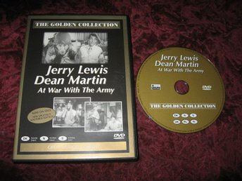 AT WAR WITH THE ARMY (JERRY LEWIS,DEAN MARTIN) DVD