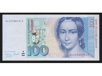 Germany 100 Mark UNC se Bild