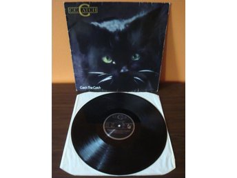 C.C. Catch: Catch The Catch.Pop/Synth-pop/Disco.1986 LP
