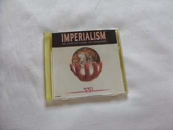 Imperialism SSi Mindscape 1997 Windows 95 och Mac OS CD ROM