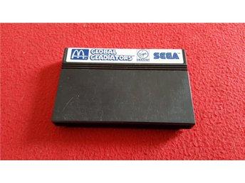 GLOBAL GLADIATORS till Sega Master System - Blomstermåla - GLOBAL GLADIATORS till Sega Master System - Blomstermåla