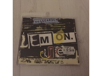 FOOL´S GARDEN - LEMON TREE.  (CD)
