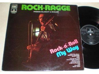 Rock-Ragge Lp Rock n Roll My Way 1972 - Farsta - Rock-Ragge Lp Rock n Roll My Way 1972 - Farsta